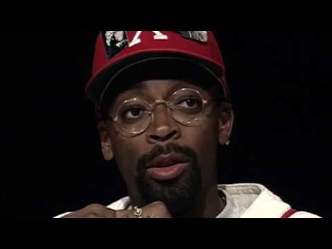 "Spike Lee interview on ""Malcolm X"" (1992)"
