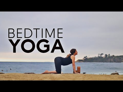 30 Minute Night Yoga For Bedtime (Before Bed) Relaxing Evening Flow | …