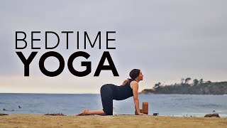 Yoga For Bedtime (30 Min) Relaxing Evening Flow