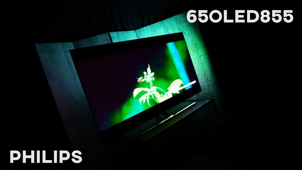 Test: Philips 65 OLED 855