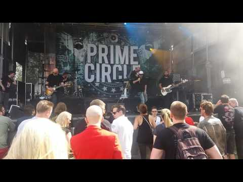 Prime Circle live at Rock in Vienna 04.06.2016