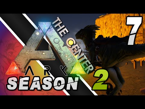 ARK: The Center Evolved: S02E07: By Air, Land, & Sea (Modded)