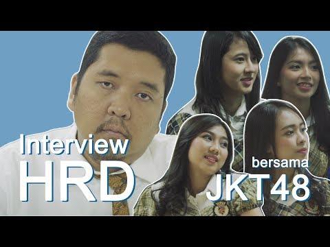 JKT48 Diinterview HRD