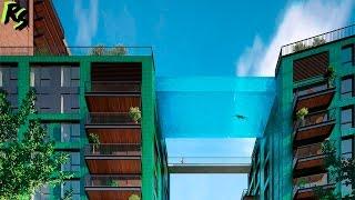 Las 5 piscinas suspendidas más increíbles del mundo