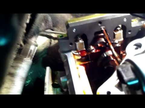 выставление фаз газораспределения BMW E46 N42.mp4