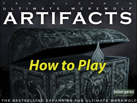 How to Play Ultimate Werewolf Artifacts in just 3 minutes!