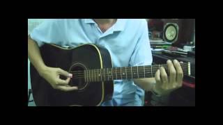 Một người đi (Mai Châu)_Guitar Cover
