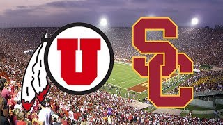 Utah vs. #13 USC | 2017 Game Highlights