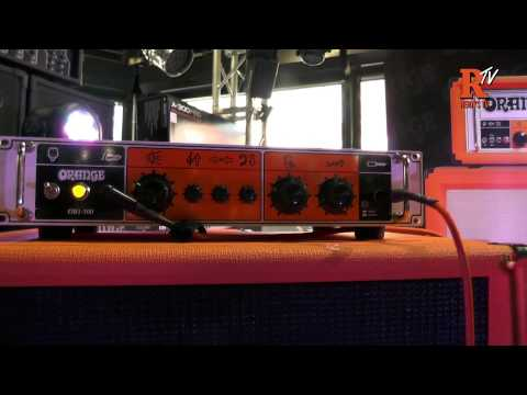 Orange OB1-500 Bass Amp Head