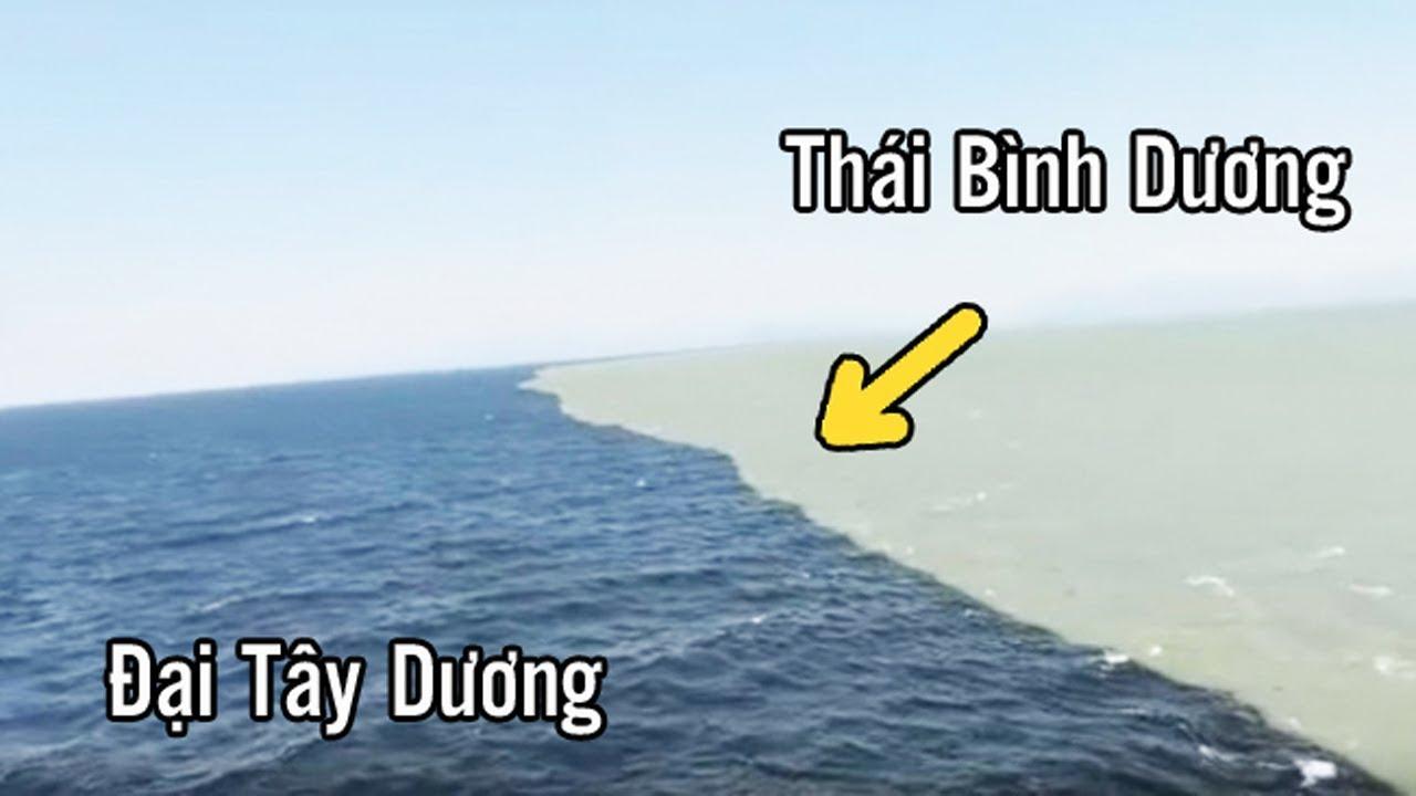 Nơi cùng lúc có thể ngắm hai đại dương giao nhau