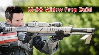 Prop: Shop - M-98 Widow Sniper Rifle Build