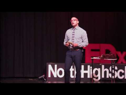 To Be a Kid Again  Dr Ravi Perry  TEDxNorthHighSchool