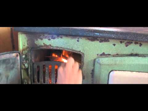 How to Start a Fire in the Wood Stove
