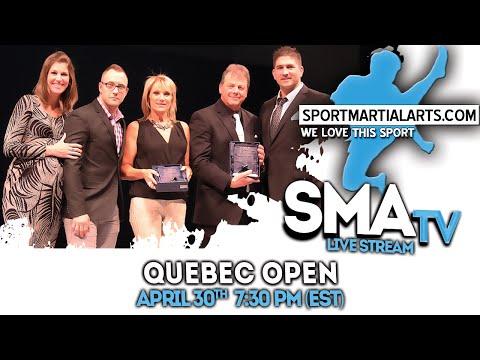 SMA-TV LIVE STREAM - 2016 Quebec Open Finals