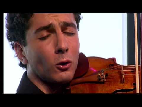 Sergey Khachatryan - J.S. Bach/ From: Sonate in g - Adagio