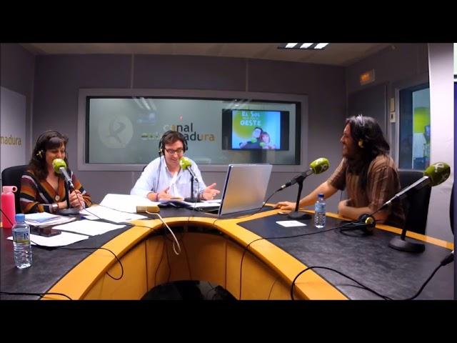Duende Josele - Entrevista Canal Extremadura Radio