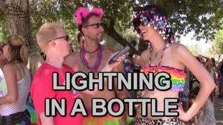 Joe Goes To Lightning In A Bottle