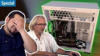 Wir bauen uns eine HÖLLENMASCHINE!! - PC Building Simulator