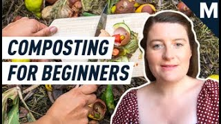 Composting 101: Kitchen Waste to Garden Gold | Mashable