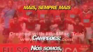 Repeat youtube video NOVO HINO DO BENFICA!!