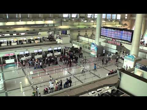 1050323國際線出境大廳縮時攝影