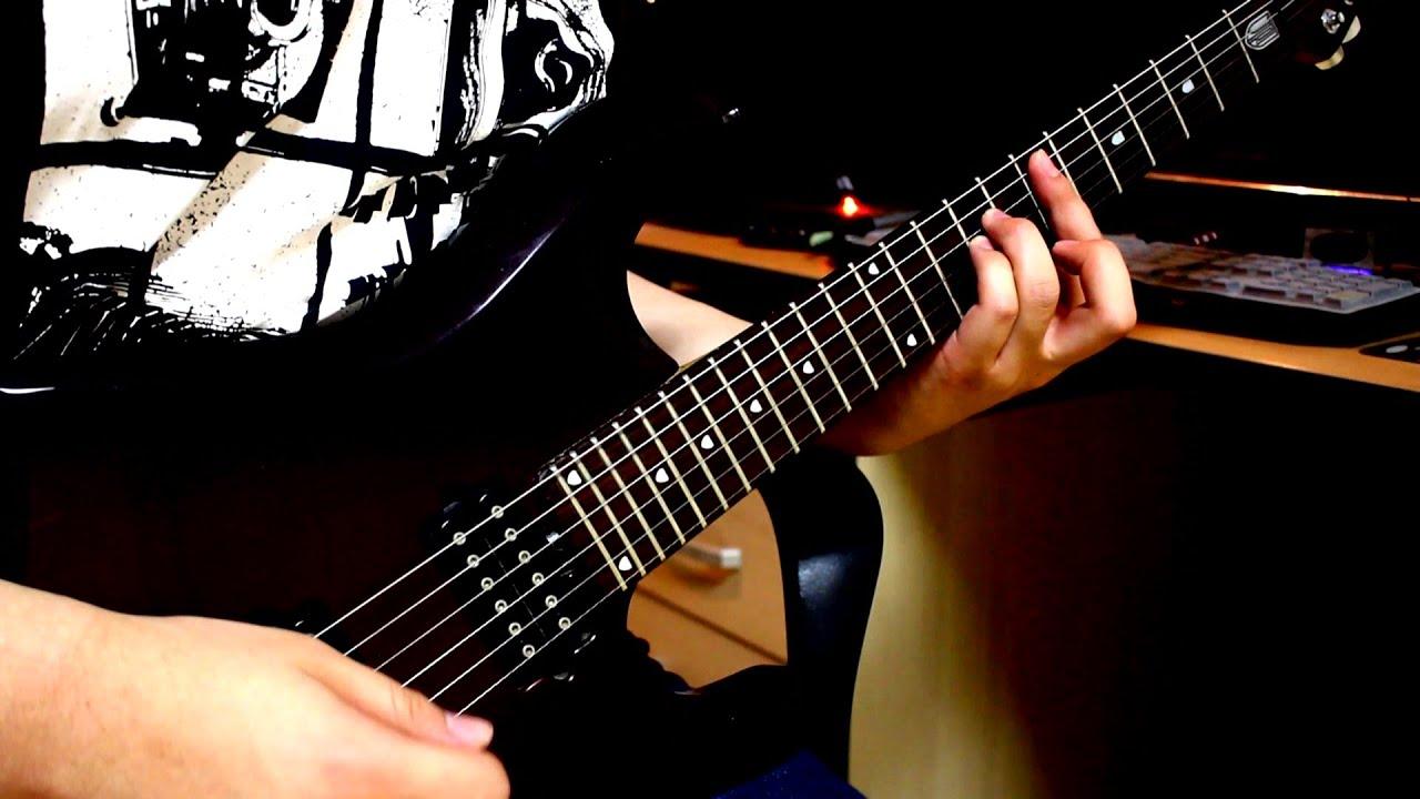 maon-kurosaki-distrigger-guitar-cover-esprs