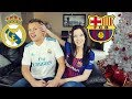 Watching El Clásico Real Madrid vs Barcelona