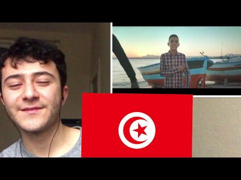 """TURKISH BOY REACTS TO """" BALTİ & HAMOUDA - YA LİLİ TEPKİ / TUNISIAN SONG"""