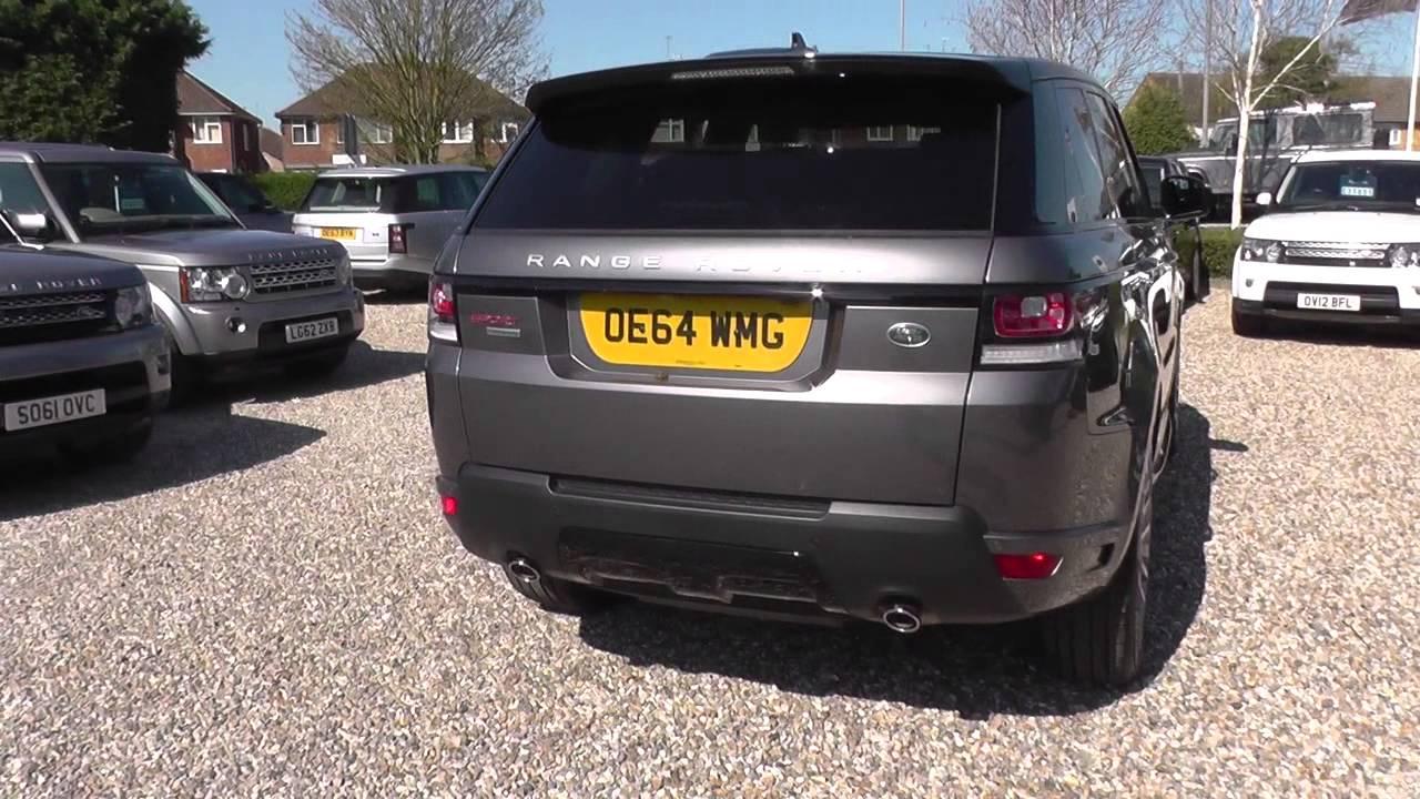Land Rover RANGE ROVER SPORT 3.0 SDV6 [306] Autobiography Dynamic 5dr ...