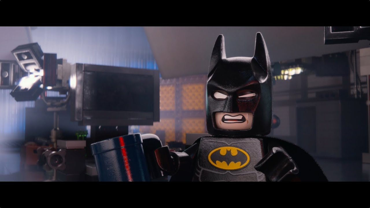 The LEGO Movie -
