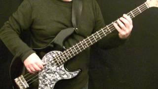 How To Play Bass Guitar To Smooth Operator - Sade