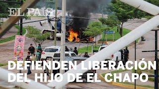 """López Obrador defiende la liberación del hijo de El Chapo: """"Estaban en riesgo muchas personas"""""""