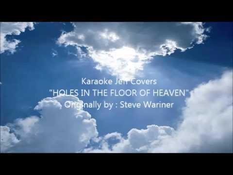 "Karaoke Jeff Covers ""Holes in the floor"