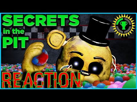 Game Theory: FNAF, Return To The Pit (3 New FNAF Theories) | Reaction