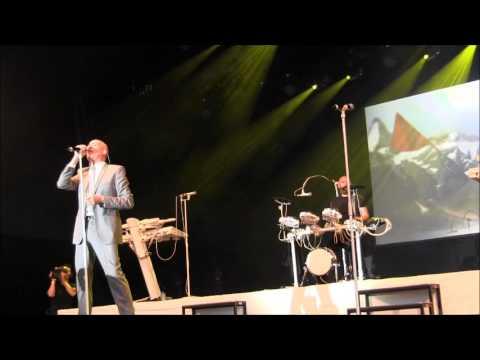 THE HUMAN LEAGUE  /   Empire State Human  -   Live @ Casablanca Festival 2013
