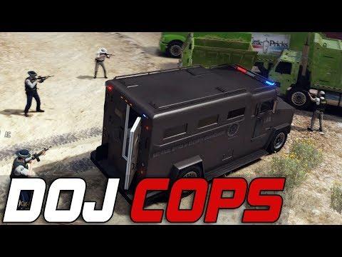 Dept. of Justice Cops #259 - Rogue Employee (Law Enforcement)