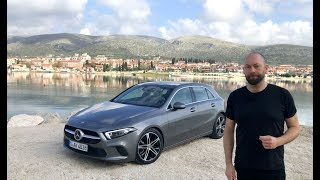 FIRST DRIVE Mercedes-Benz A-Klasse 2018 (DK)