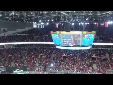 Беларусь-Германия. Хоккей. Чемпионат мира-2014