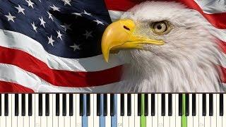 American Patrol - Frank White Meacham [Piano Tutorial] (Synthesia)