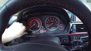 BMW F30 GİZLİ SERVİS MENUSU (hidden services menu unlock)