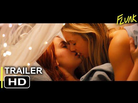 FLUNK the pijama partisi (2021) filmi lezbiyen lise romantizmi - resmi fragman H