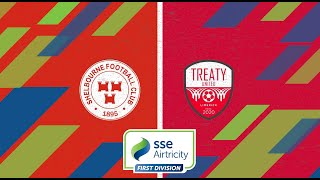 First Division GW6: Shelbourne 2-2 Treaty United