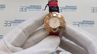 Romanson RL1265TLRG WH часы женские видео обзор