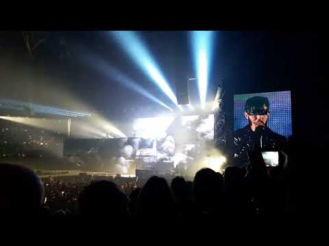 Oscar and the Wolf So Real @Sportpaleis Antwerp 2017