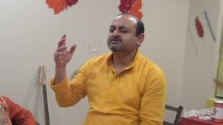 BARIr Saraswati Puja 2017 Amitabha Song