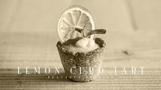 [No Music] How to make Lemon Curd Tart