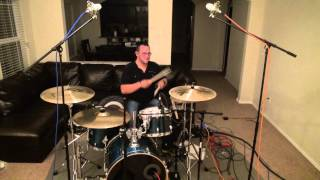 Bring Me Down Pillar - Drum Cover - Jon Turner