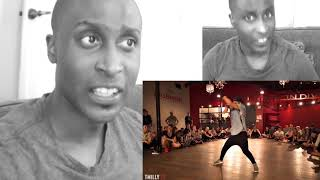 Portugal. The Man - Feel It Still (Lido Remix) - Choreography by Jake Kodish - ft Sean Lew Reaction