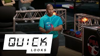 PBA Pro Bowling: Quick Look (Video Game Video Review)