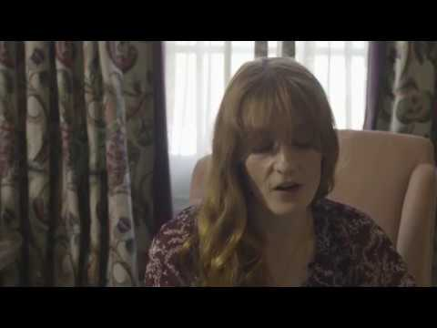 Florence Welch Reads From Useless Magic -